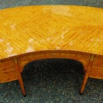 "Furniture"" Satinwood Desk""