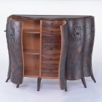 """Furniture""""Rosewood Sideboard"""" Brian NewellFort Bragg, CA Click image to view larger or download"""