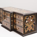 """Marquetry""""Louis XIV Jewelry Box"""" Paul Miller prm designs Cowichan Bay, British Columbia, Canada Click image to view larger or download"""